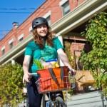 bike pittsburgh grocery photo